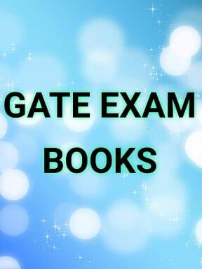 gate-exam-books