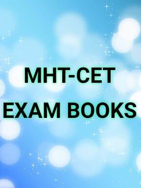 mht-cet-books